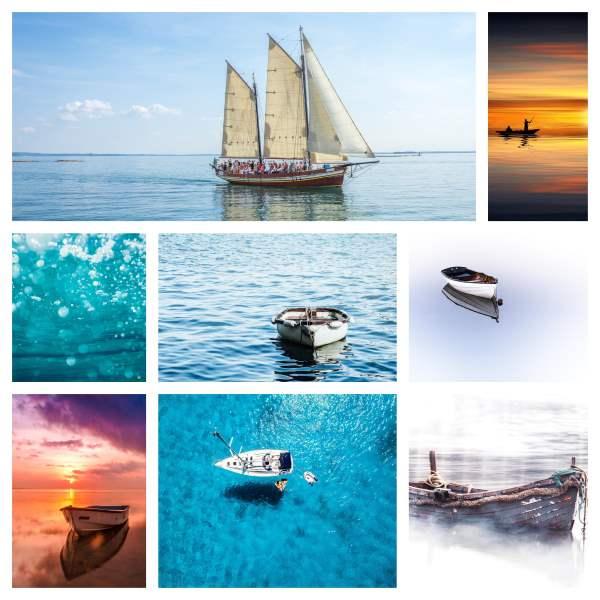 Лодки и лодочки